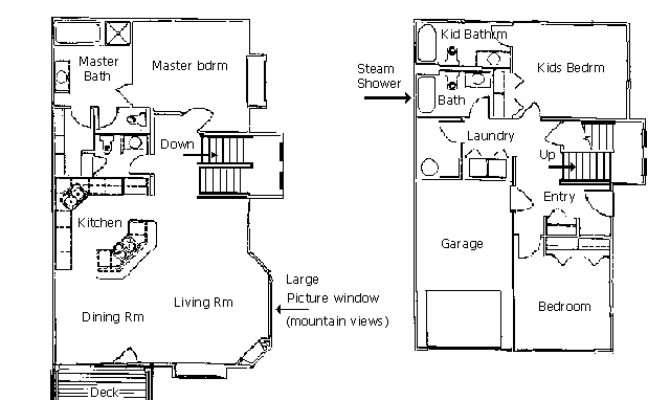 Trestle House Maps