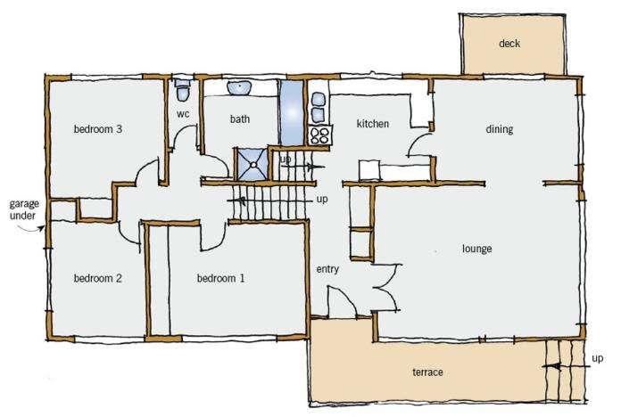 Tri Level House Plans Kim Blog