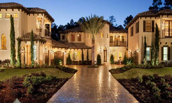 Tricked Out Mansions Showcasing Luxury Houses Amazing Home Entryway