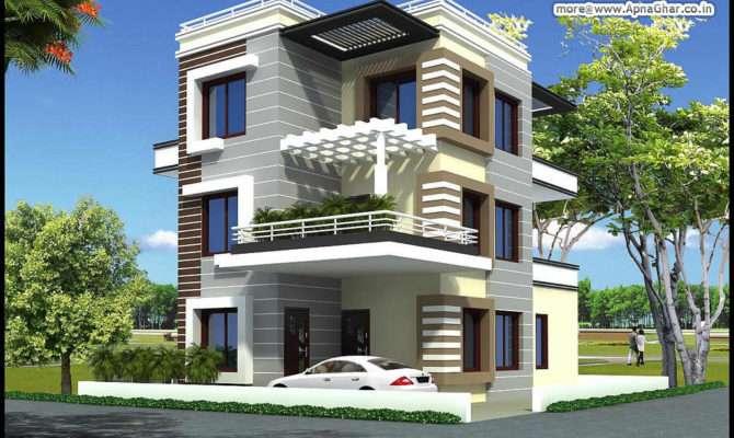 Triplex House Design Flickr Sharing