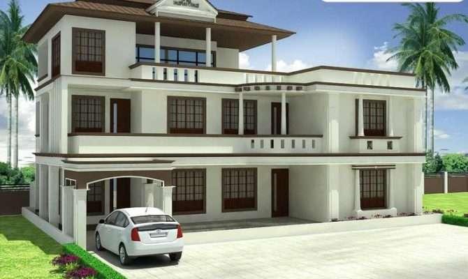 Triplex House Single Duplex Bedrooms
