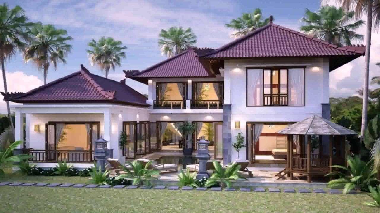 Tropical House Design Photos Youtube