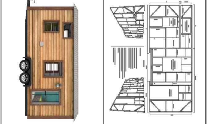 Tropical Tiny House Plans Tack