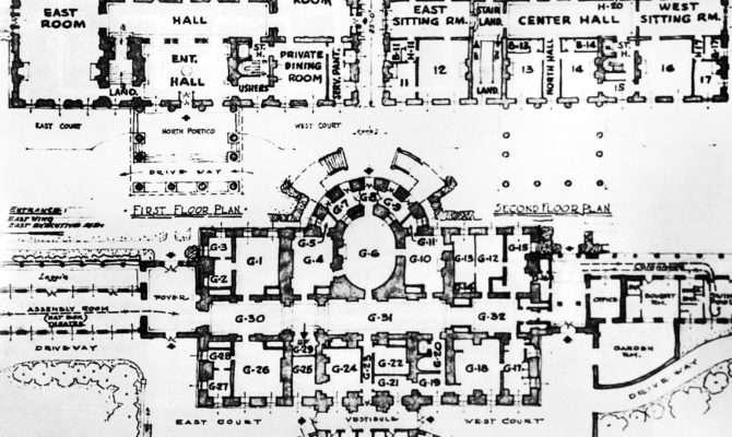Truman Reconstruction White House Museum