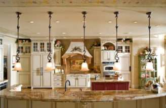 Tudor House Plan Kitchen Plans More