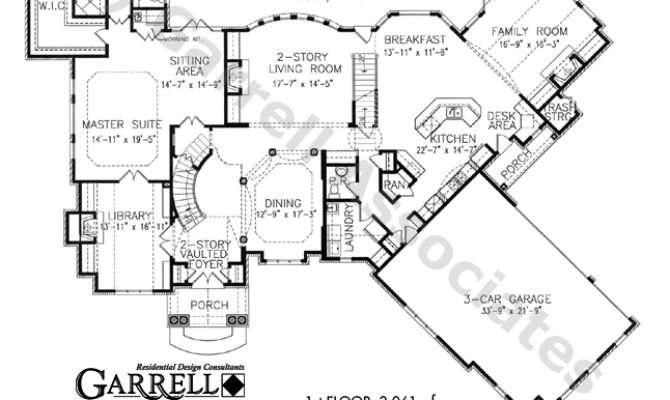 Tudor House Plans Curved Staircase Joy Studio