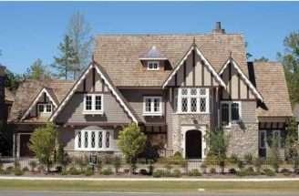 Tudor House Plans Eplans European Style Floor