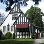 Tudor Revival House Vancouver West Side Pacific Spirit