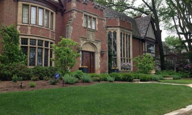 Tudor Revival Mansion Cleveland