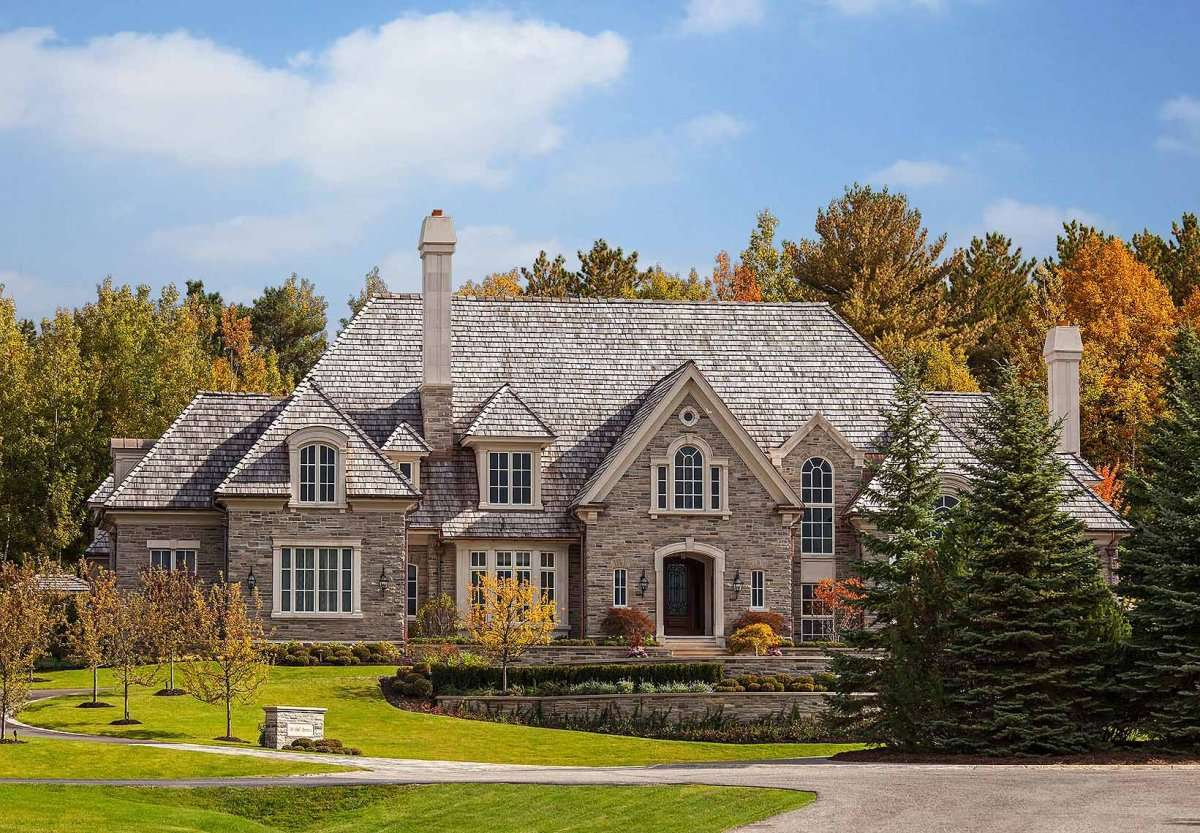 Tudor Style House Modern Homes Save