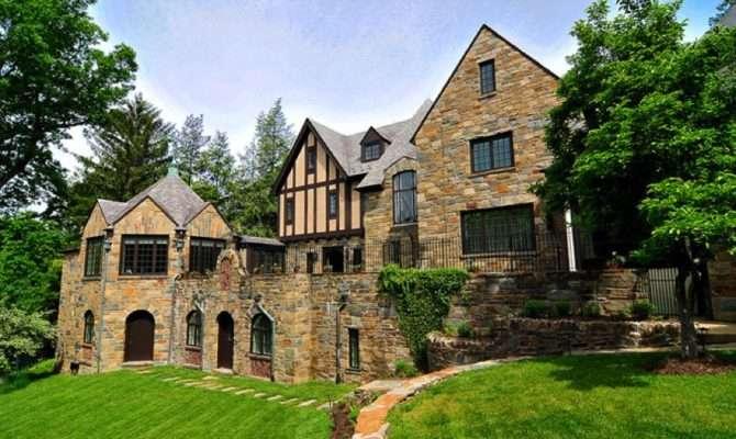 Tudor Style Mansions Mansion