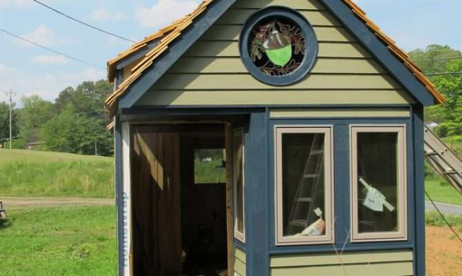 Tumbleweed Tiny House Plans Design