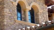 Tuscan Columns Arches