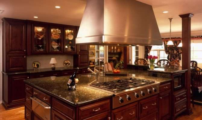 Tuscan Kitchen Ideas Design Inspiration Interior Room