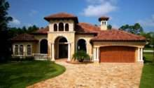 Tuscan Style House Plans Exterior Home Pinterest