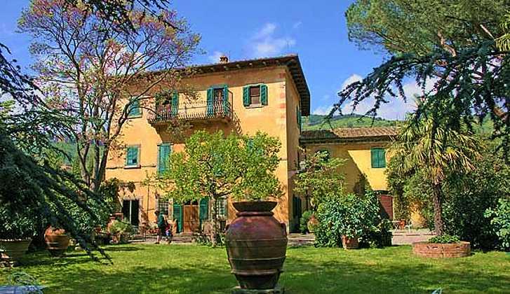 Tuscany House