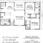 Two Bedroom Bathroom House Plans Joy Studio Design