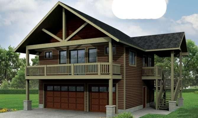Two Car Garage Designs Superb Story Apartment