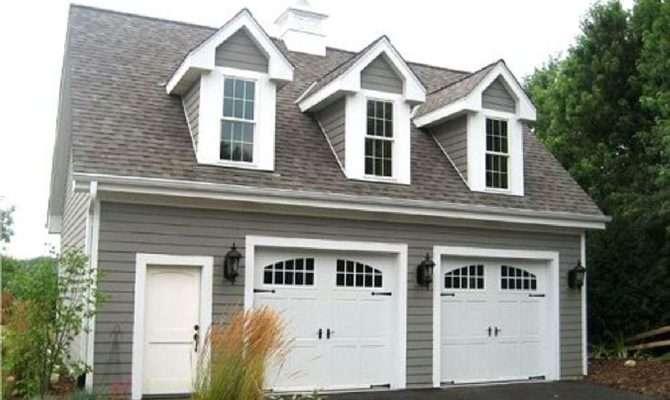 Two Car Garage Loft Architectural Designs
