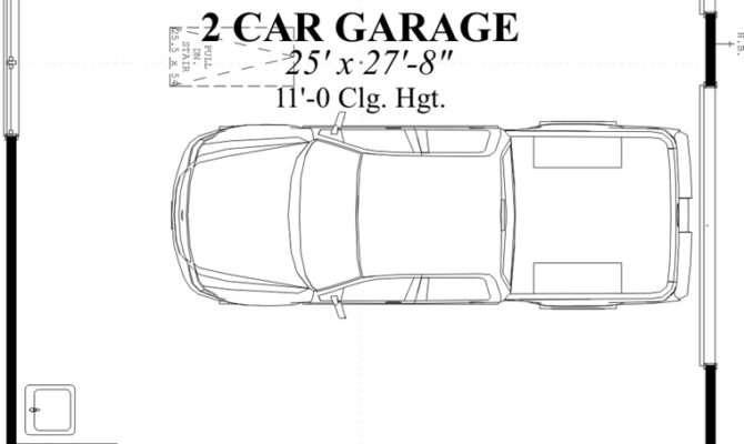 Two Car Garage Smalltowndjs