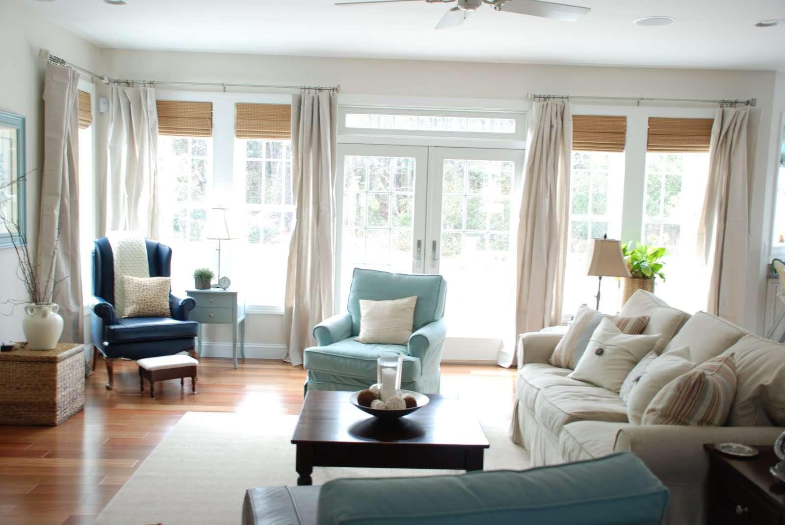 Two Carolina Nesters Furniture Fabric Falling