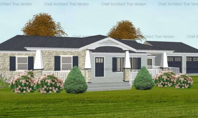 Two Front Porch Options Revisited Actual Cad Drawings Real