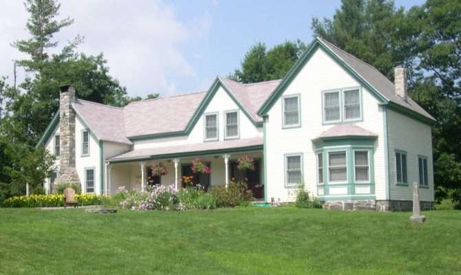 Two Houses Farm Home Design Ideas Interior