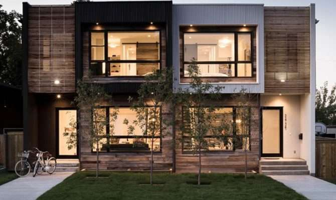 Two New Homes Feature Variety Natural