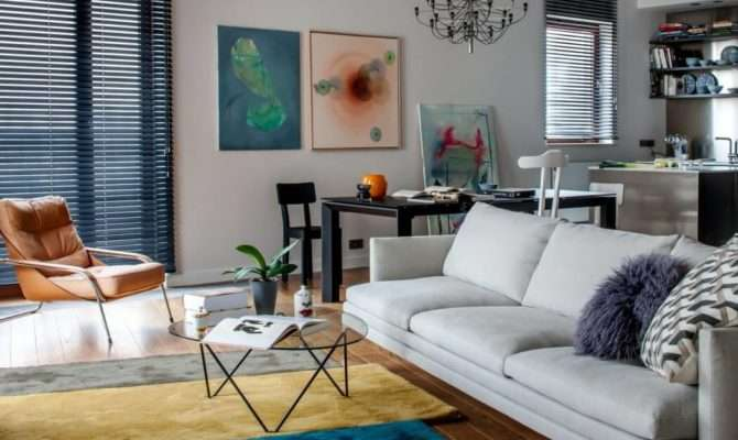 Two Storey Apartment Beauty Design