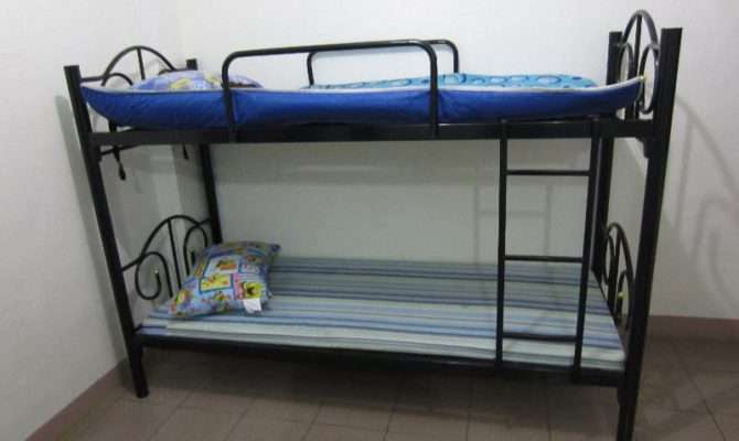 Two Storey Bed