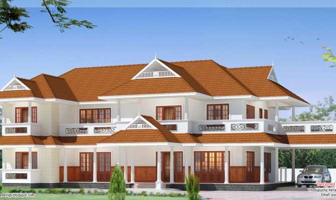 Two Storey Luxury House