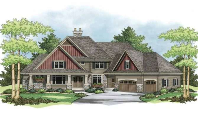 Two Story Craftsman Style Homes Exterior Colors