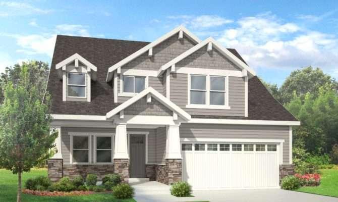 Two Story House Plans Garage Back Best Design Ideas
