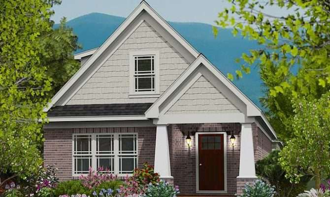 Two Story House Plans Narrow Lot Home Plan