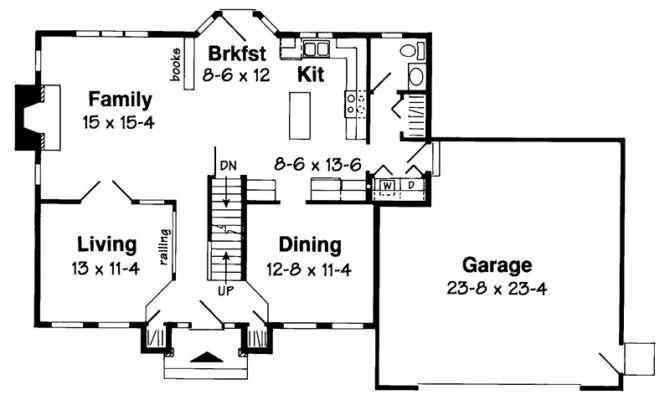 Two Story House Plansblueribbonbabies