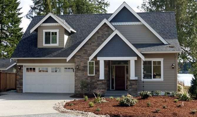 Two Story Lake House Plans Home Deco