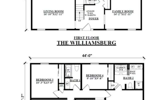 Two Story Modular Floor Plans Kintner Homes Inc