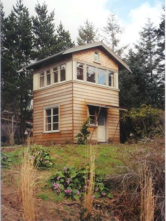 Two Story Small House