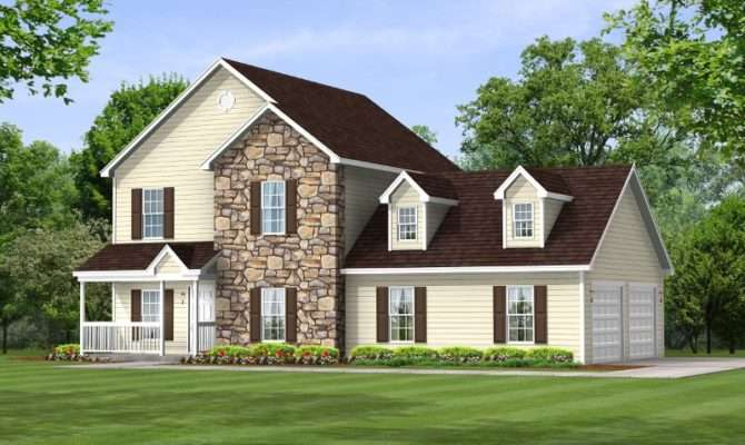 Two Story Style Modular Homes Floor Plans Design Inspiration
