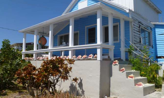 Type House Conch