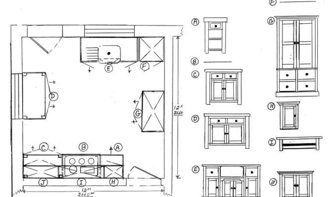 Typical Floor Plan Costing John Willies Country Kitchens