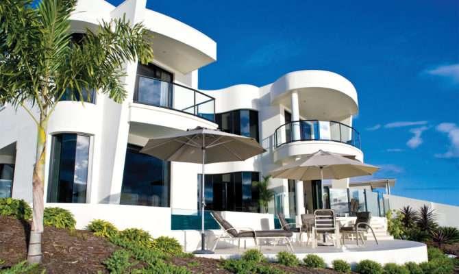 Ultra Luxury Custom Home Plans Modern House Plan