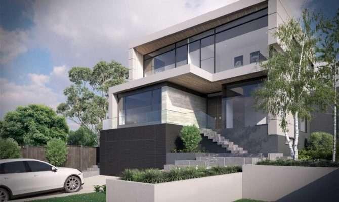 Ultra Modern House Designs Dla