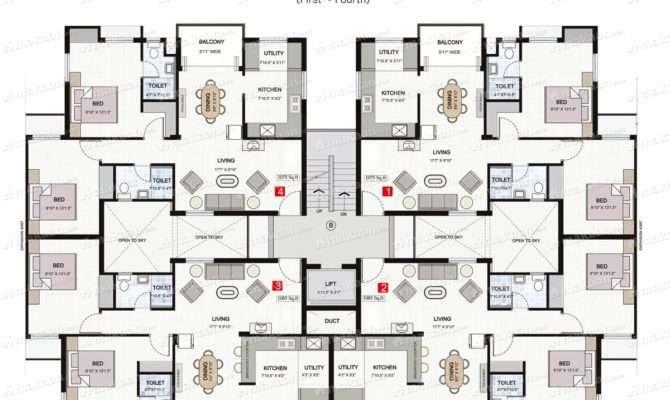 Ultra Modern House Floor Plans Wood