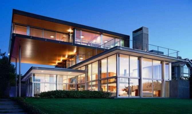 Ultra Modern Luxury House Plans