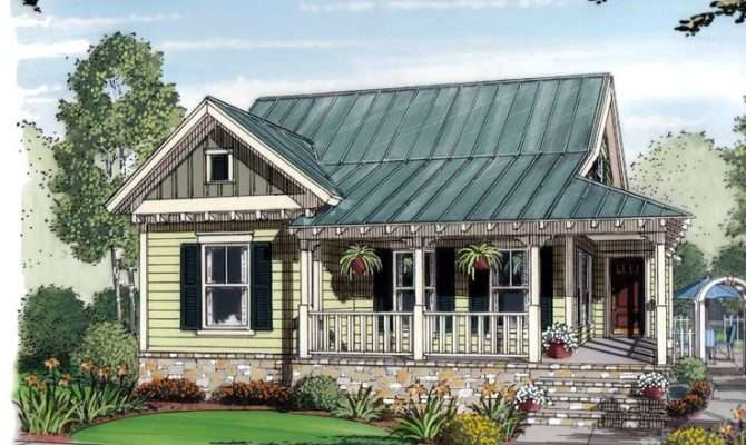 Unique Cottage Style House Plans Small Country