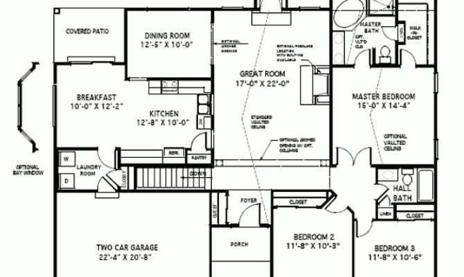 Unique Custom Built Homes Floor Plans New Home Design