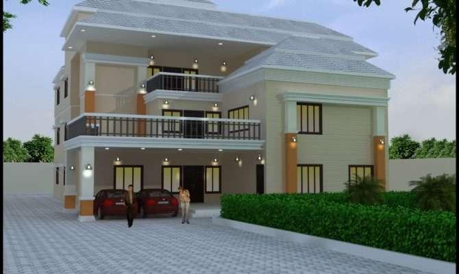 Unique Duplex House Plans Designs Home Design