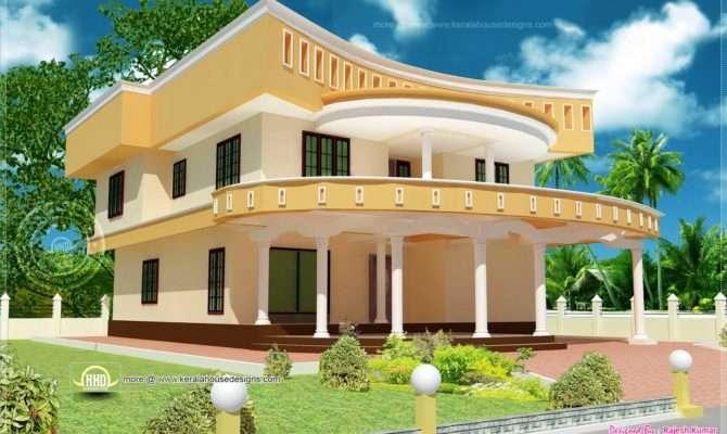 Unique Home Design Kerala House Plans