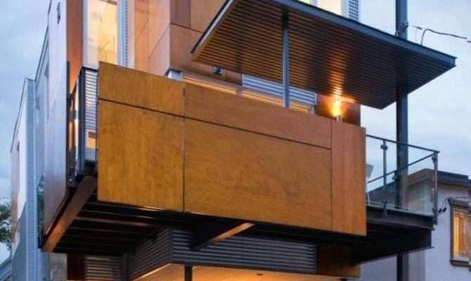 Unique House Design Colizza Bruni Architecture